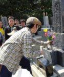2018/4月例会「第2回さだまさし杯」報告#1【昼飯会および墓参り編】